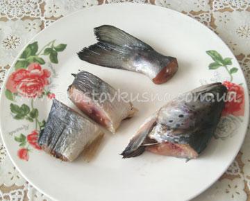 рецепт ухи из лосося