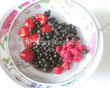 пригтовление ягодного морса