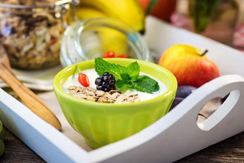 рацион здорового питания для похудения